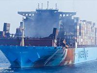 Maersk vai reconstruir o Maersk Honam