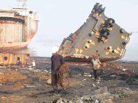 WEC Lines multada por desmantelamento ilegal de navio