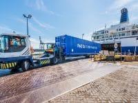 P&O Ferrymasters liga a Turquia a Roterdão e Zeebrugge
