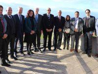 Embaixador do Egipto e delegação do Suez visitaram Sines