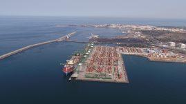 Porto de Sines abre as portas à população