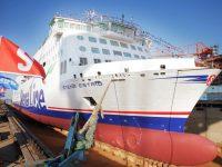 Stena Line lança primeiro ferry da nova geração