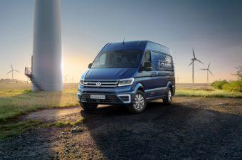 Volkswagen e-Crafter já no mercado nacional