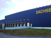 Dachser triplica capacidade em Coimbra