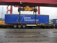 DFDS troca Sète por Toulon pelos comboios