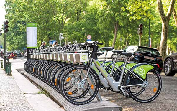 Gira receberá mais 1500 bicicletas até ao final do ano