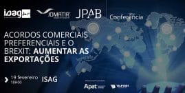 "Jomatir organiza conferência ""ACP e o Brexit: Aumentar as exportações"""