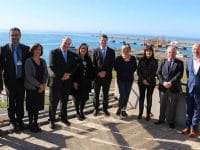 Directora Executiva da EMSA visitou o Porto de Sines