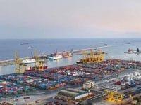Porto de Barcelona lidera crescimento nos contentores