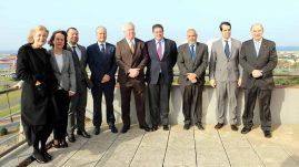 Porto de Sines mostra-se ao Embaixador dos EUA