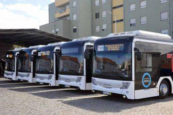 CaetanoBus disputa 600 autocarros eléctricos