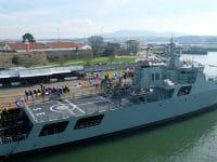 West Sea deverá construir mais seis NPO para a Marinha