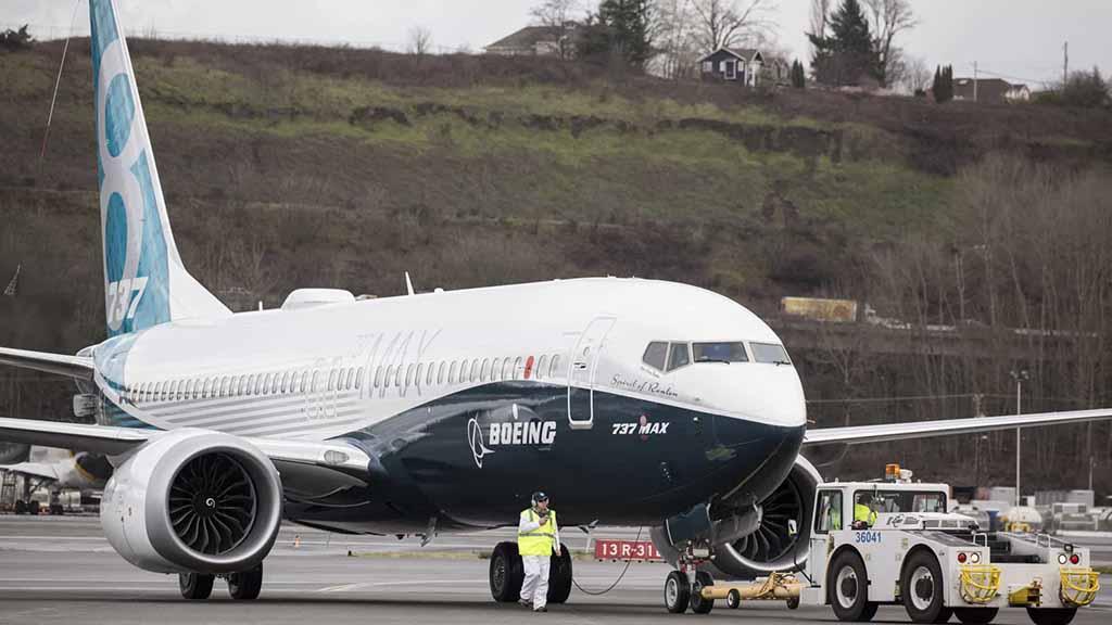 B737 MAX está impedido de voar há cinco meses