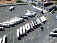 UE precisa de 400 mil estacionamentos seguros