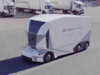 DB Schenker operará com veículos autónomos em Abril