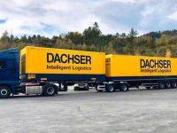 Dachser lança mega camiões no Norte de Espanha