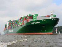 Evergreen aumenta capacidade dos navios