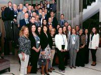Participantes na 1ª Edição do Jantar do Shipping