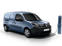 Renault vendeu 8 800 Kangoo ZE na Europa