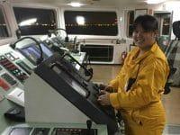 Mulheres são só 1% dos marítimos em navios