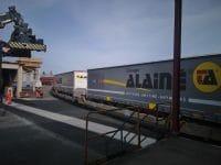 VIIA lança comboio entre Mâcon e Calais