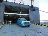 Setúbal estreia-se no transhipment de automóveis
