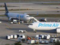 Amazon lança rede aérea europeia com a DHL