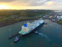 Canal do Panamá atinge 6000 neo-panamaxes