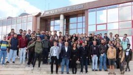 ENIDH e Academia MSC no Porto de Sines