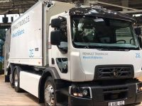 Renault Trucks lança camiões eléctricos