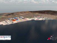 Bremenports desenvolve porto deepsea na Islândia