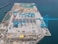 Terminal de Vado Ligure arranca em Dezembro