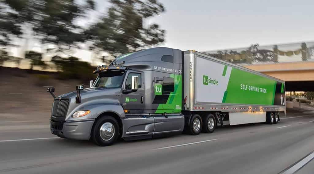 Correios dos EUA testam camiões autónomos de longo curso