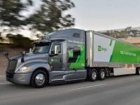 Correios dos EUA testam camiões autónomos