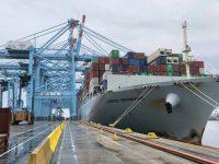 Cosco Ports movimenta mais mas lucra menos