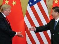 Comércio China-EUA volta a cair em Julho