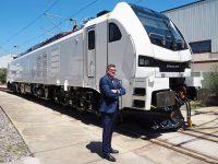 Stadler lança locomotiva híbrida mais potente