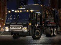 Mack revela camião do lixo eléctrico