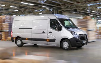 Opel moderniza Movano