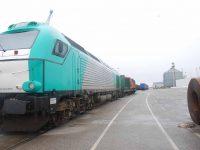 Ferrovia com quota de 15% no porto de Aveiro
