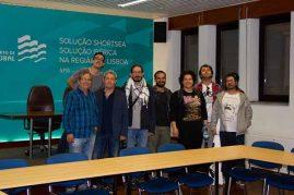 Porto de Setúbal recebe candidatos do MAS
