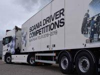 Norueguês vence Scania Driver Competition
