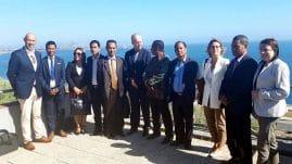 Ministro de Timor-Leste visitou porto de Sines