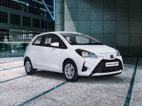 Toyota Yaris 2 lugares a gasolina já à venda