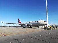 Turkish Cargo traz cargueiro para o Porto