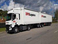 XPO Logistics lança mega-camiões em Portugal