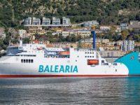 Baleària opera primeiro ferry convertido a GNL