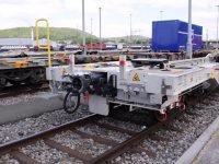 Suíça testa acoplamento automático de vagões