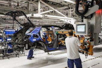 Autoeuropa prolonga lay-off até 17 de Julho