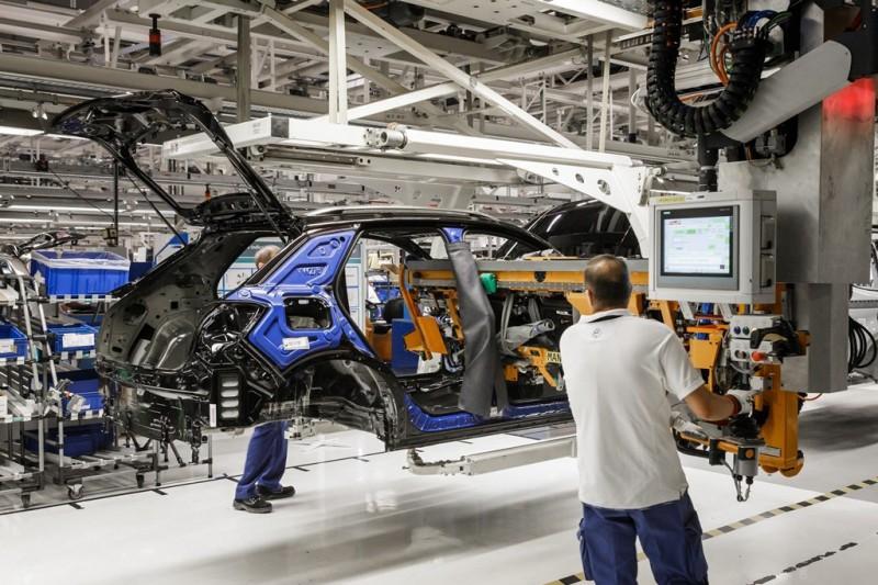 Autoeuropa está em lay-off desde 17 de Março